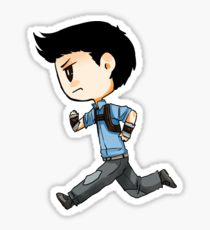 210x230 The Maze Runner Drawing Stickers Redbubble