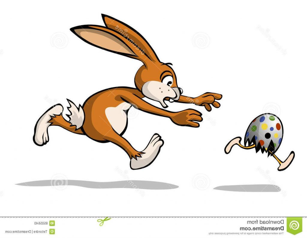 1024x795 Top Clipart Images Of The Easter Bunnies Running Drawing