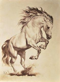 236x320 Running Horse Pencil Drawing Running, Horse