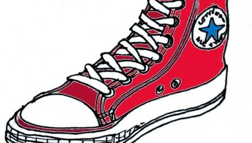 Running Shoe Drawing at GetDrawings.com | Free for ...