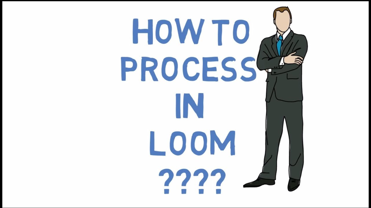 1280x720 Woven Sack Tutorial How To Do Threading( Drawing) In Loom