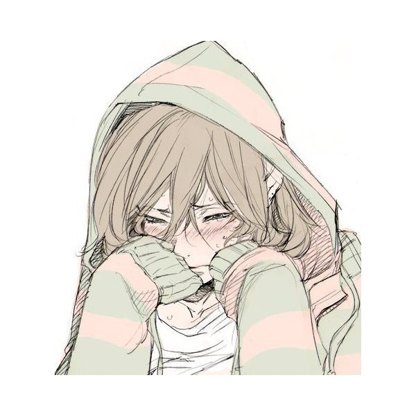 600x600 sad anime tumblr â ¤ liked on polyvore anime pinterest sad