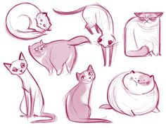 236x182 Cartoon Kittens Pictures