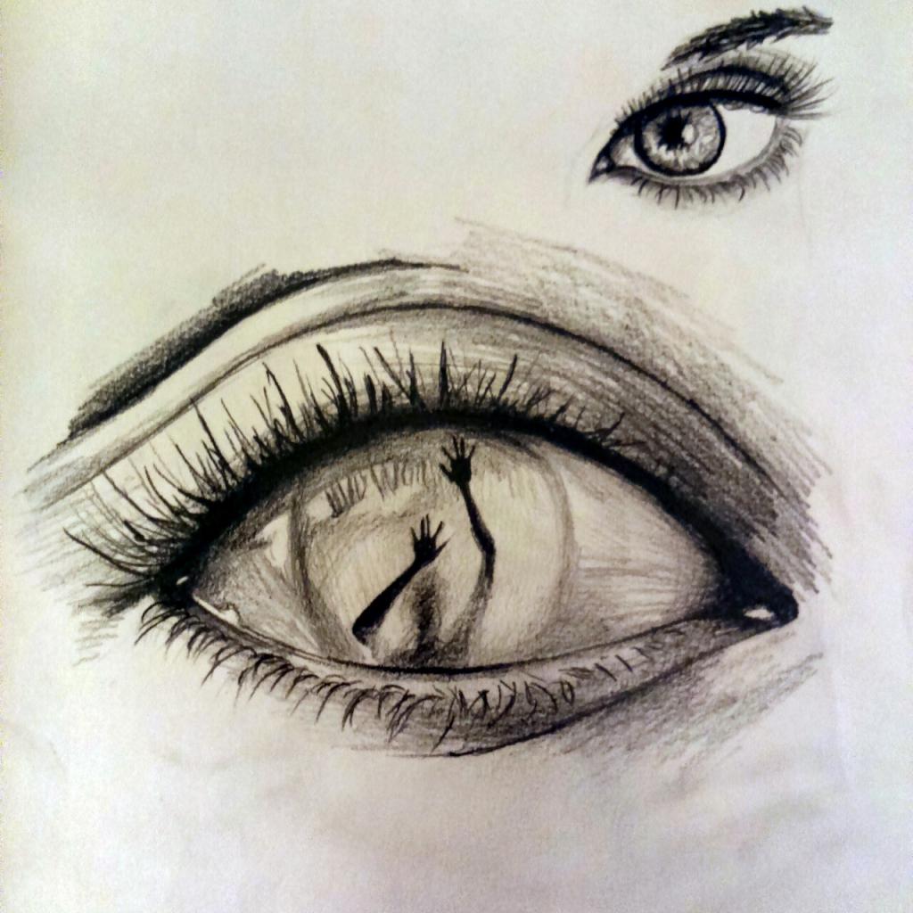 Sad Drawing Ideas at GetDrawings | Free download