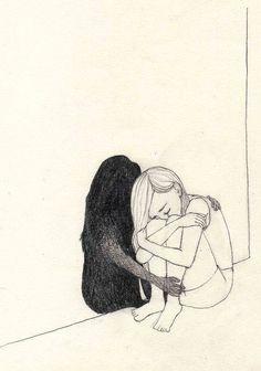 236x336 The 25 Best Sad Drawings Ideas