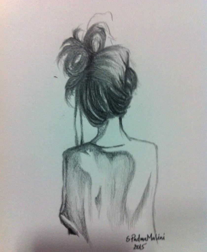 Sad Girl Drawing At Getdrawings Com Free For Personal