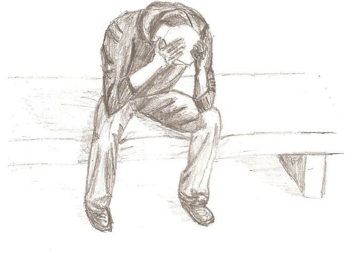 Sad Guy Drawing At Getdrawingscom Free For Personal Use Sad Guy