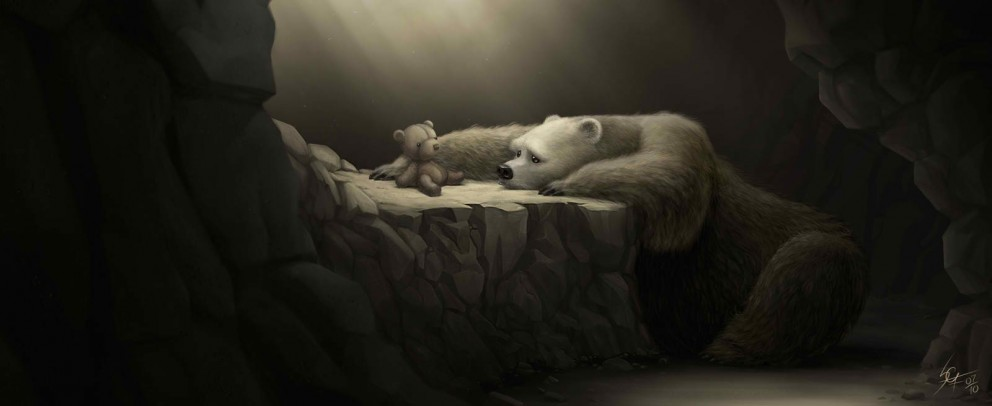 992x406 Wallpaper The Hope Of The Bear