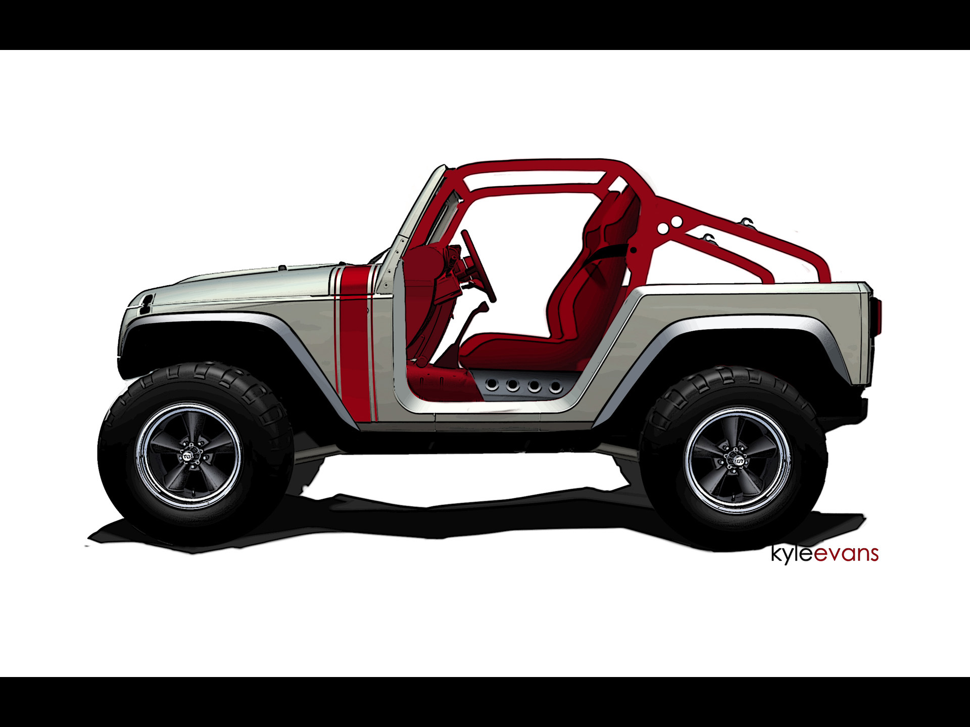 1920x1440 2011 Jeep Mopar Studies Moab Easter Jeep Safari