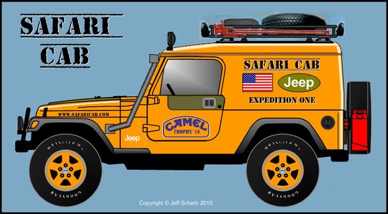 800x443 Safari Cab Custom Hardtop Project