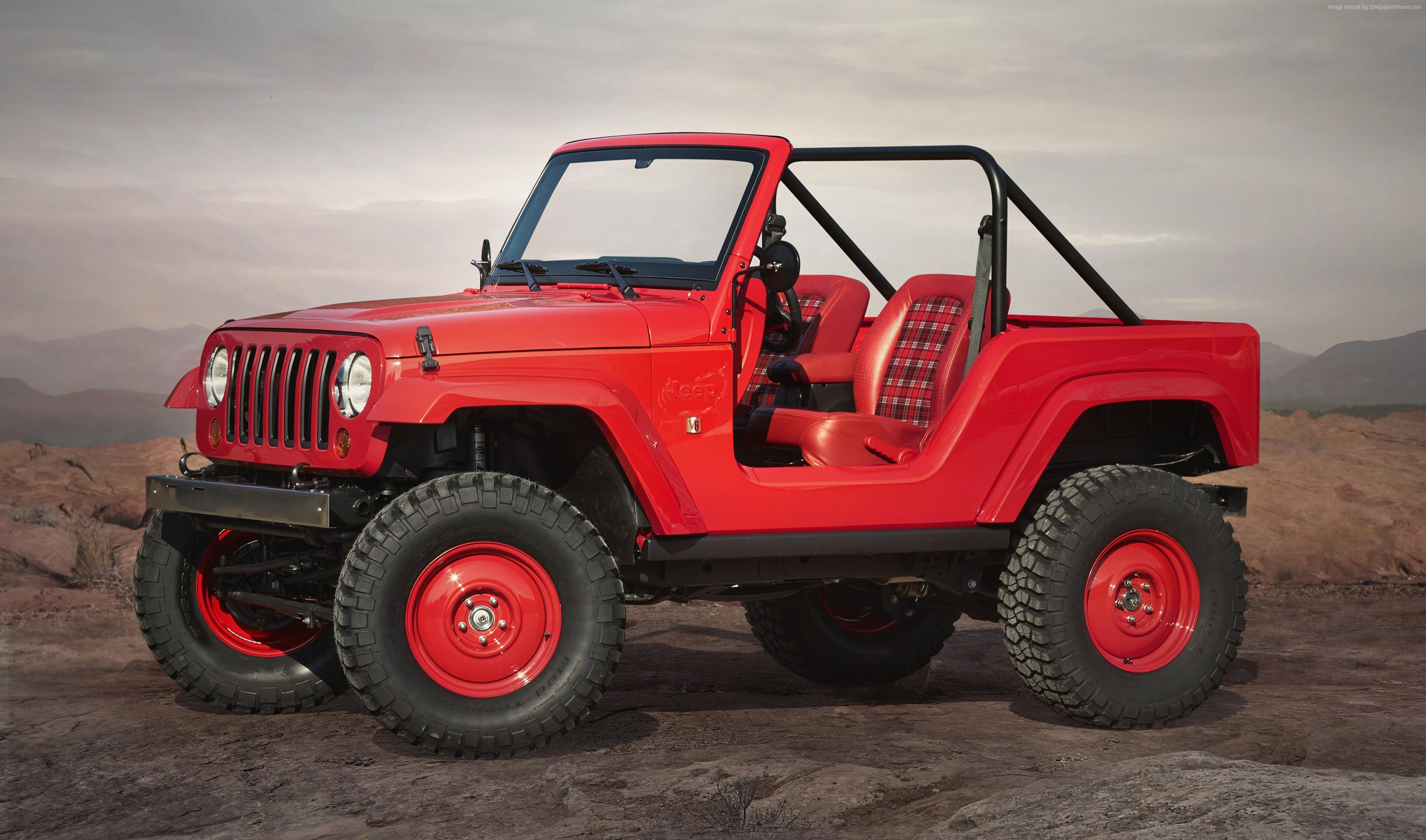 3500x2062 Wallpaper Jeep Shortcut, Moab Easter Jeep Safari 2016, Suv, Cars