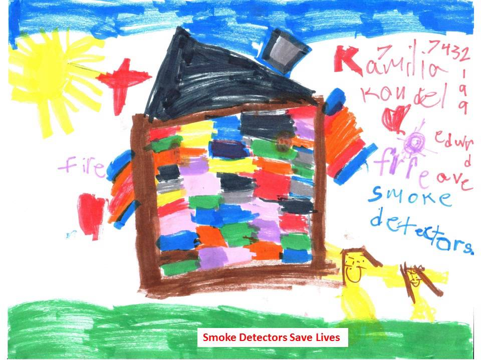 960x720 2014 Kids Safety Drawing