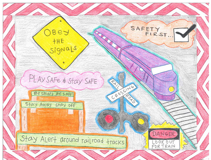 697x529 The 2013 Kids' Ilcad Kids' Drawing Contest Winning Entry