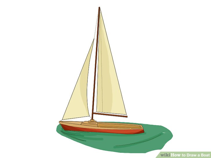 728x546 4 Ways To Draw A Boat