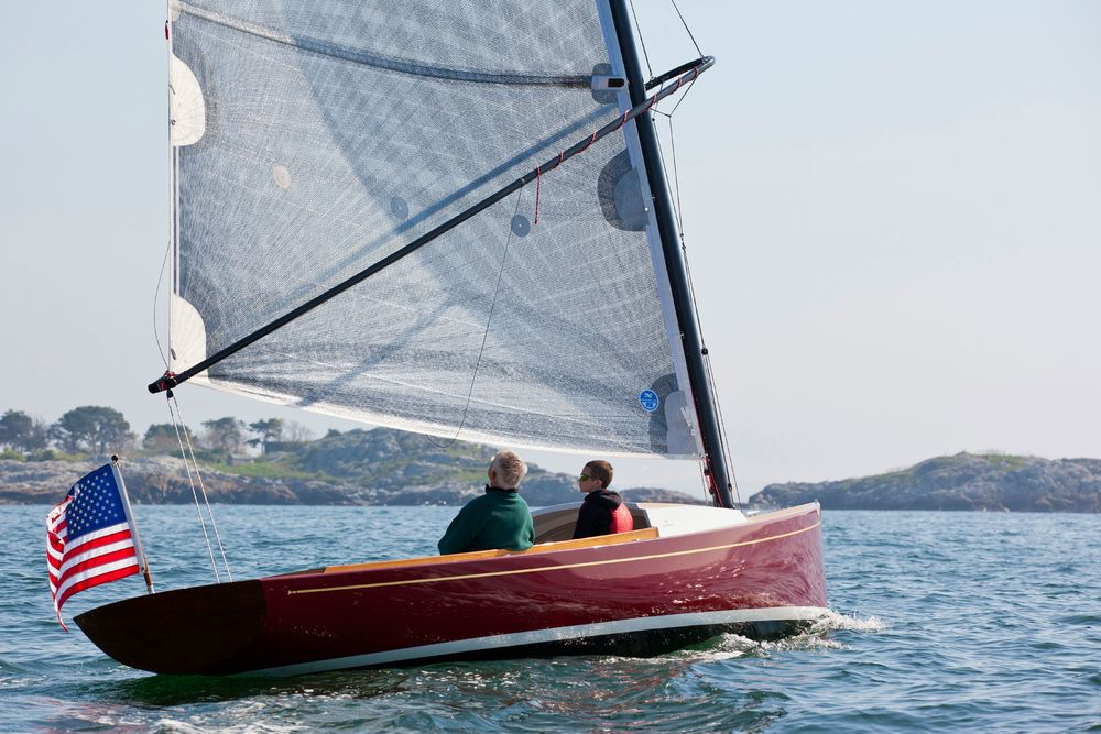 1000x667 Daysailer, Small Sailboat Cruising World