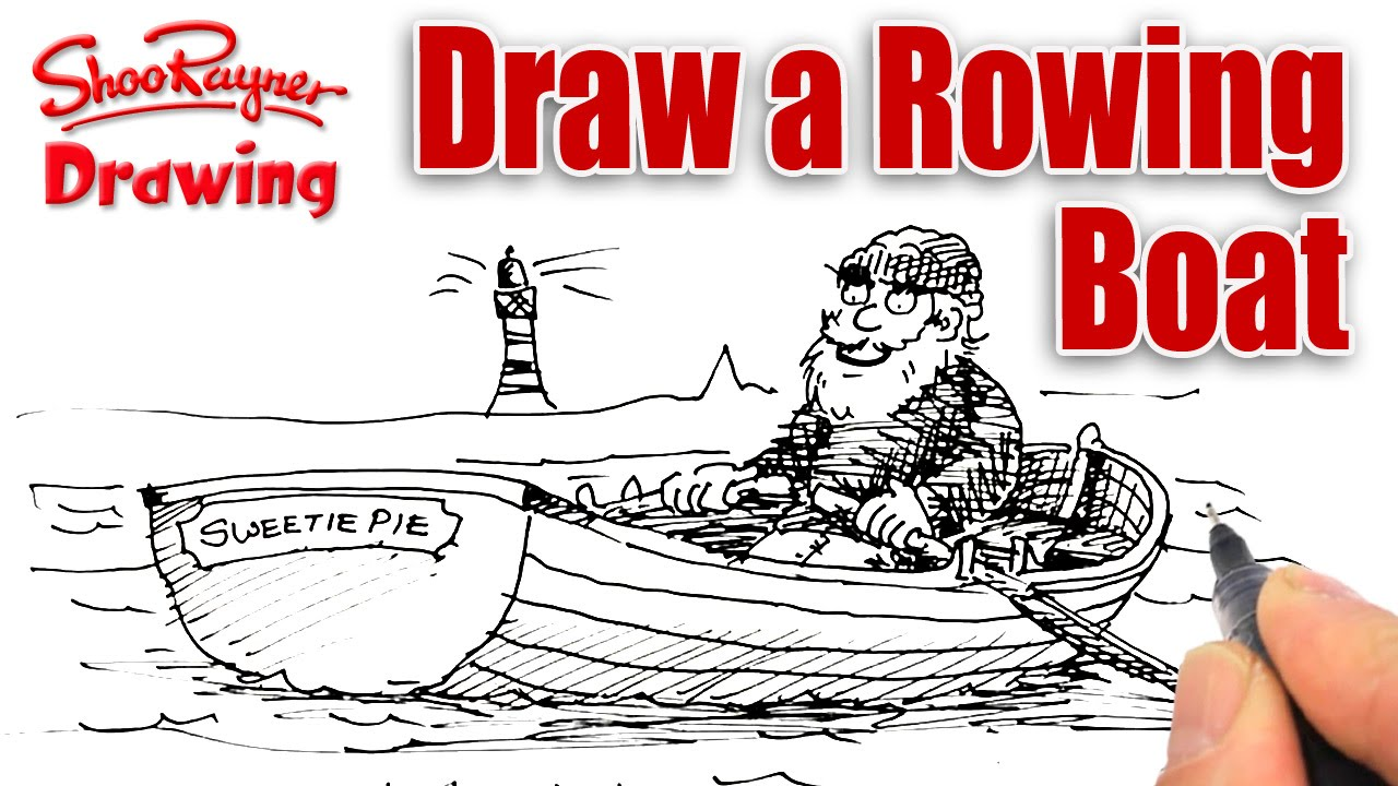 1280x720 Unlock Easy Boats To Draw Simple Drawing Of Boat How A Sailboat