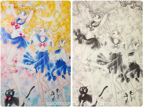 500x376 Sailor Moon Kanzenban Vol. 1 Review