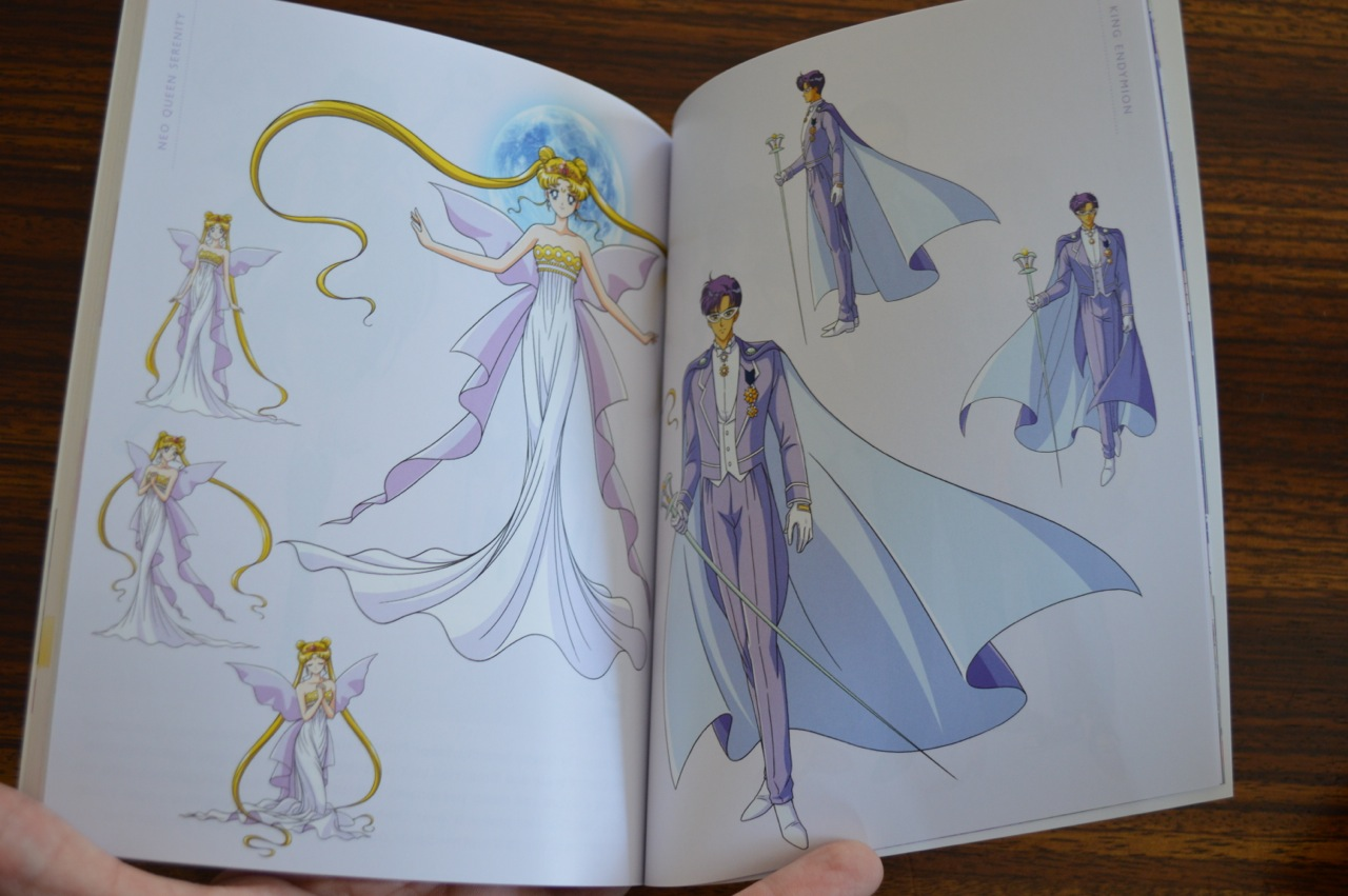 1280x851 Sailor Moon R Part 1 Blu Ray Neo Queen Serenity And King