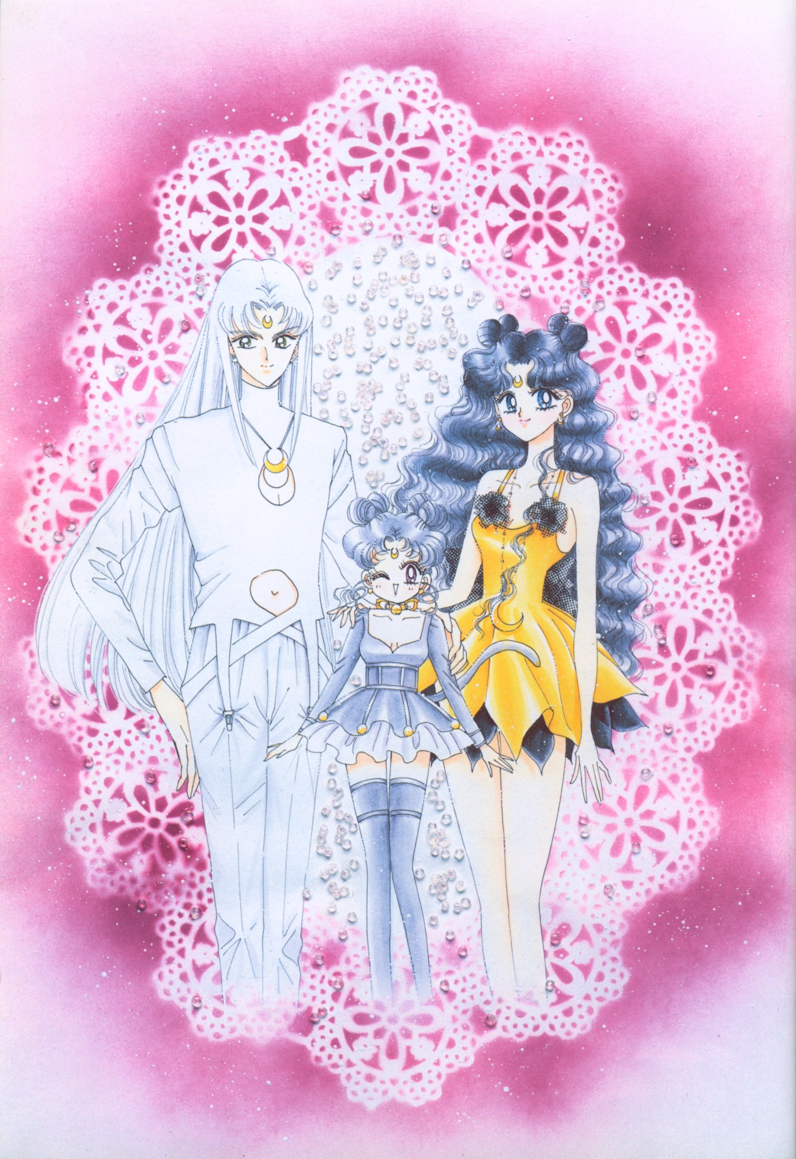 1590x2316 Sailormoon Art From The Book 53