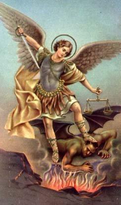 245x414 How To Draw Archangel Michael