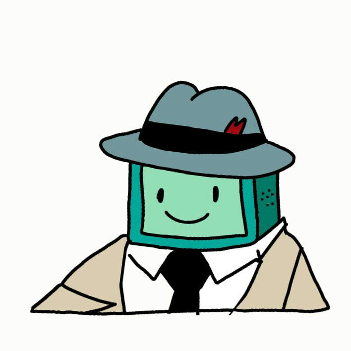 708x708 Quick Lil Salesman Bmo Drawing Adventure Time Amino Amino