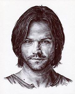 239x300 Supernatural, Sam Winchester Jared Padalecki