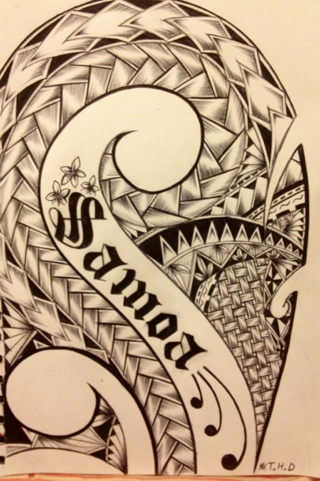640x960 Samoan tat Mz. Samoa Pinterest Tatting, Tattoo and Samoan tattoo
