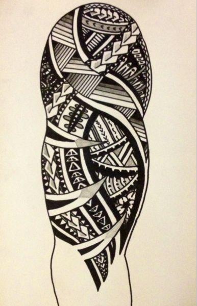 386x600 samoan tattoo Tumblr … Pinteres…
