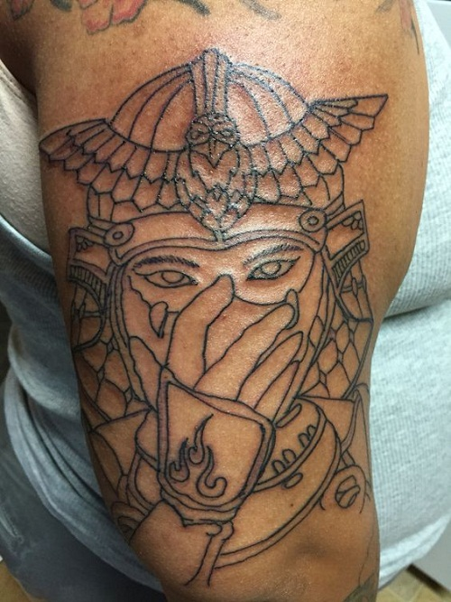 Samurai Tattoo Drawing At Getdrawings Com Free For Personal Use