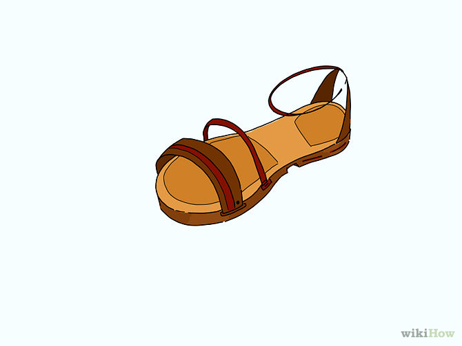 670x503 Draw Shoes Drawings, Sketches And Tutorials