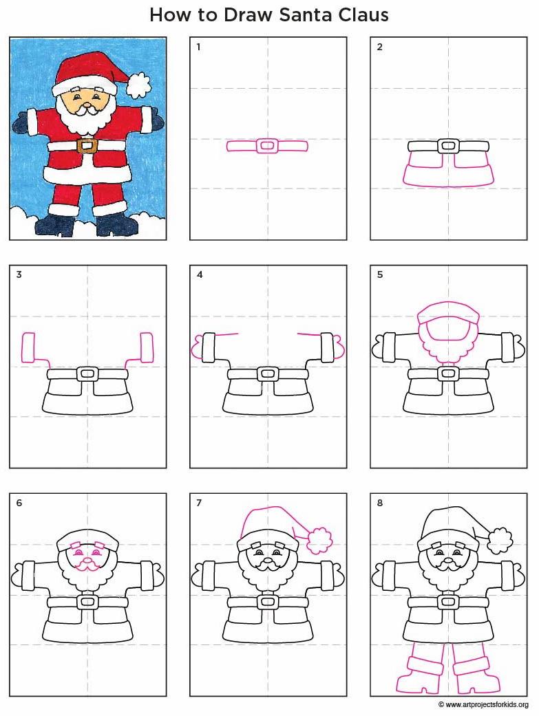 783x1041 Santa Claus