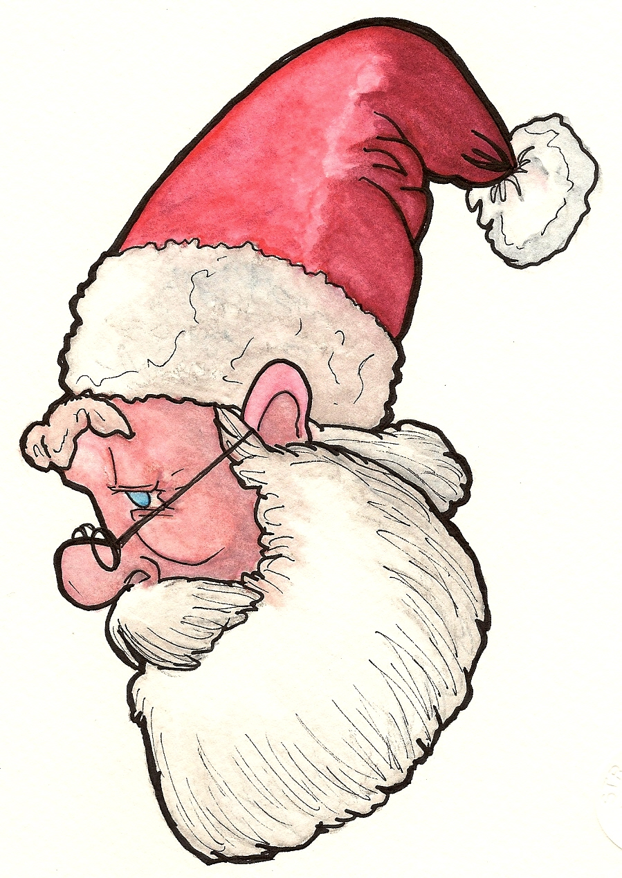 899x1270 Kris Kringle Years Later, Most Call Him Santa Claus By Now. This