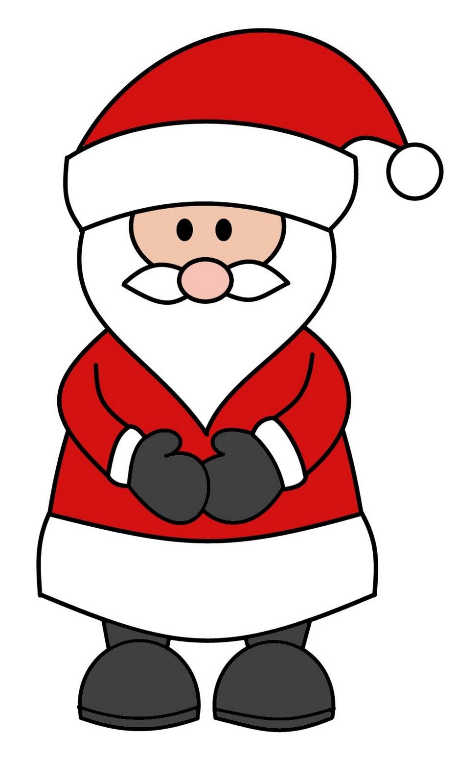 934x1600 How To Draw Cartoons Santa