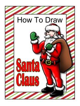 266x350 How To Draw Santa Claus Paragraph, Santa And Sketches