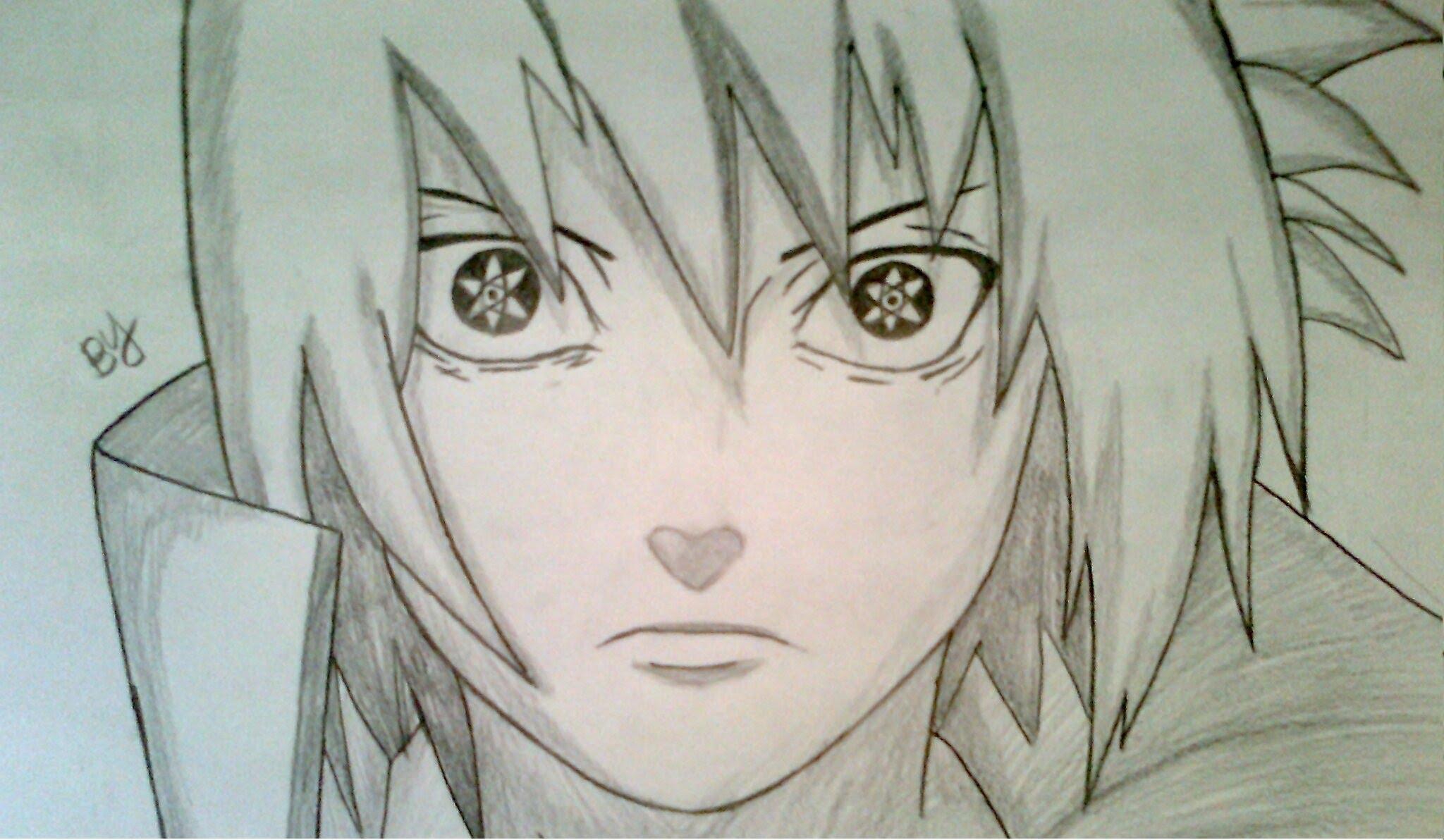 2048x1192 How To Draw Sasuke Uchiha Mangekyou Sharingan