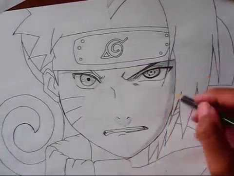 Sasuke Lineart : Sasuke face drawing at getdrawings free for personal use