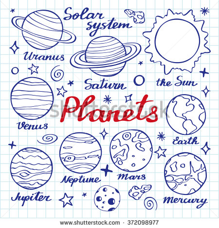 Saturn Planet Drawing at GetDrawings com | Free for personal