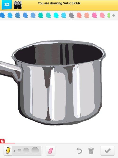 500x667 Saucepan Drawings