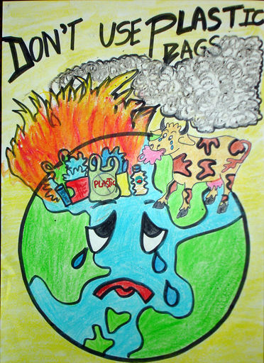 372x512 Save Earth By Aditi Laddha