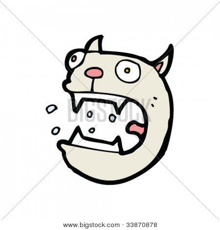 450x470 Cartoon Scared Cat Face Vector Amp Photo Bigstock