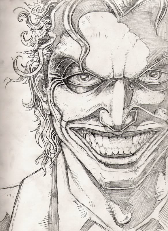583x799 Joker Face Drawings Drawing And Coloring For Kids Photos