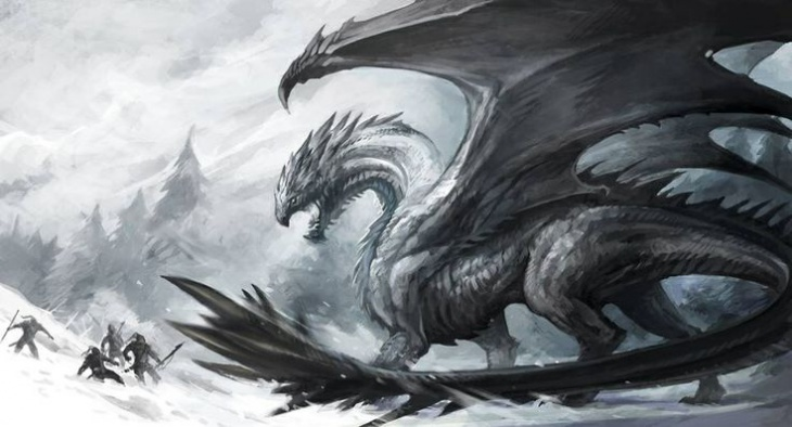 730x394 Realistic Dragon Drawings Design Trends