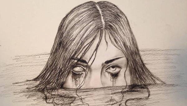 600x340 Scary Drawings