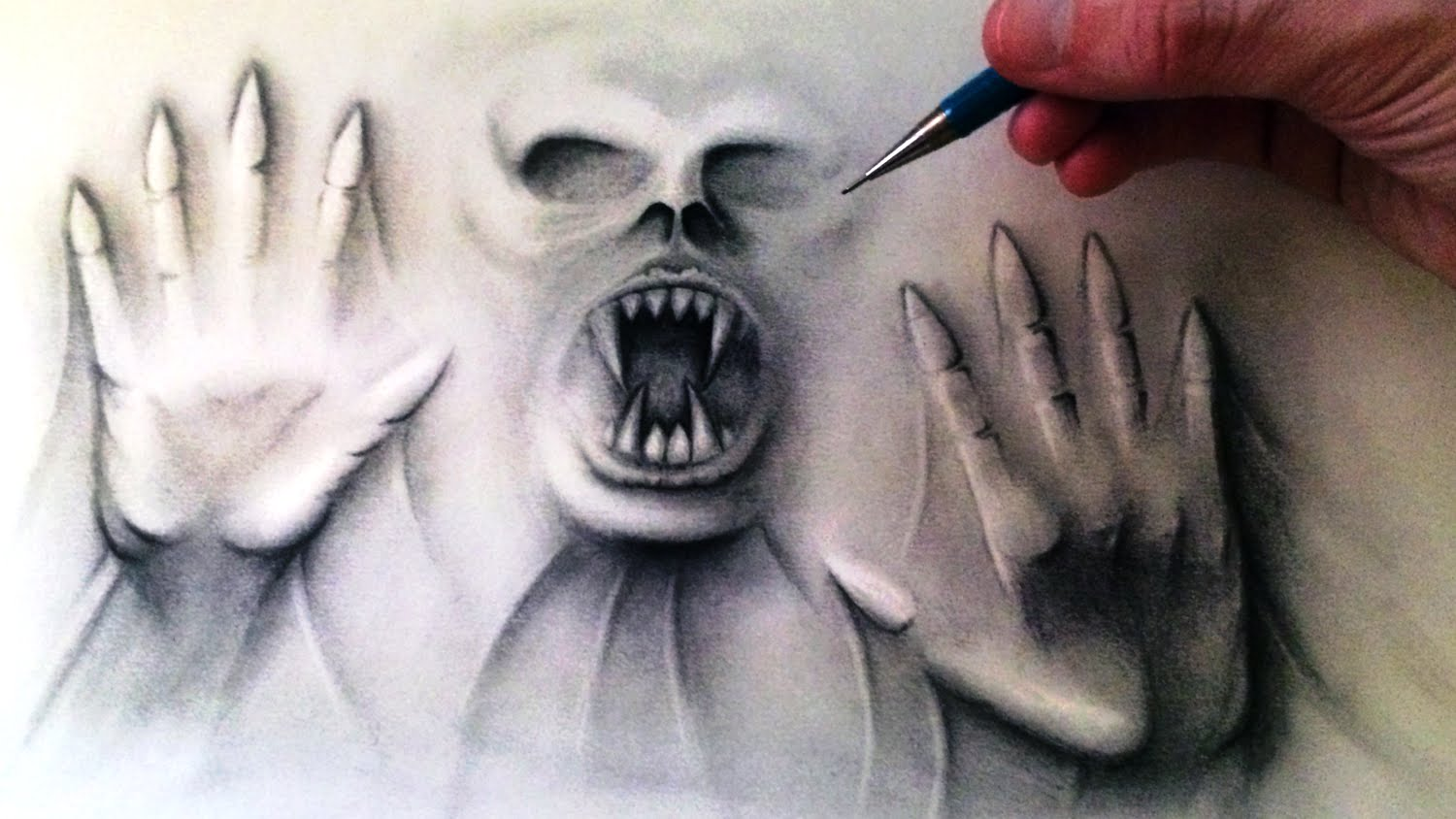 1500x844 Scary Drawing Pictures Festival Collections