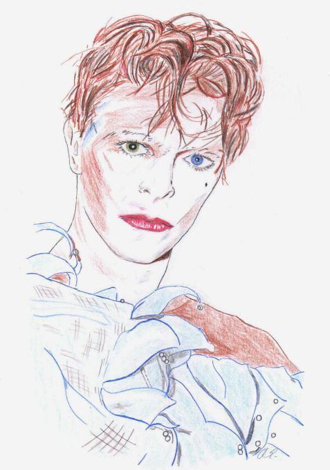 477x679 David Bowie Wonderworld The Arts Lab Christiane Ertmer Gallery