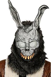 214x320 New Halloween Donnie Darko Frank The Bunny Mask Latex