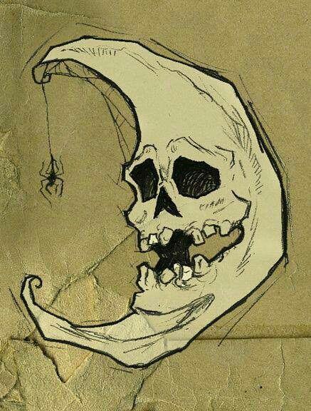437x576 Carve This Depois Da Vida Dark Art, Coloured