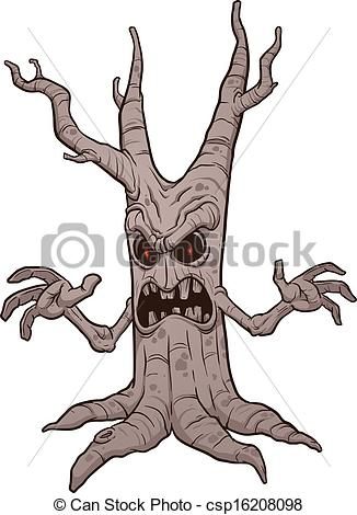 326x470 Scary Tree Stock Illustrations. 10,386 Scary Tree Clip Art Images