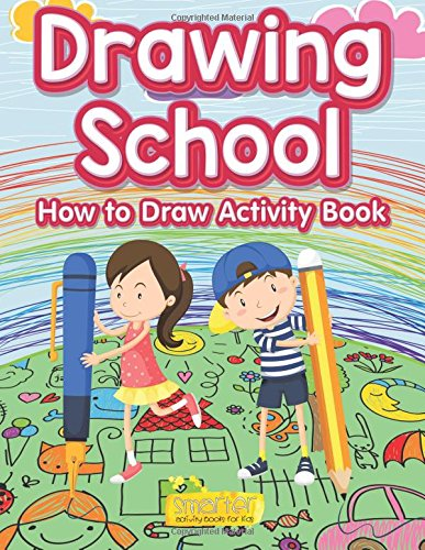387x500 Drawing School How To Draw Activity Book Smarter Kids Activity