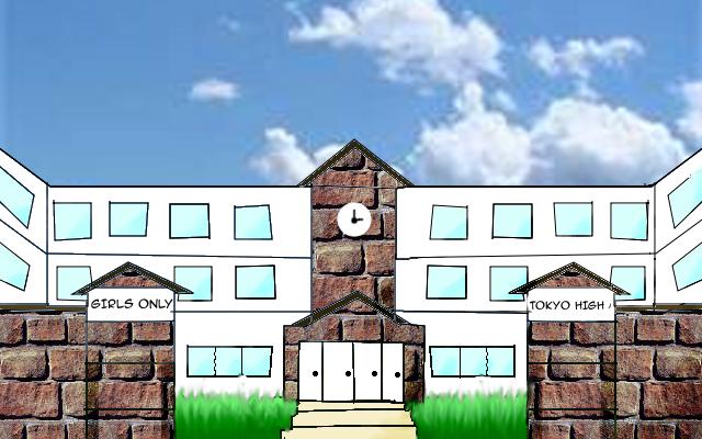 640x400 School Building! By Sophie Chu